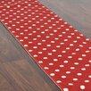 Brite Ideas Living Ikat Dot Table Runner