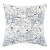 Brite Ideas Living Air Traffic Cotton Throw Pillow