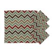 Brite Ideas Living Zoom Zoom Nile Denton Napkin (Set of 4)