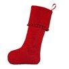 Brite Ideas Living Felt Band Christmas Stocking