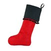 Brite Ideas Living Felt Band Christmas Stocking