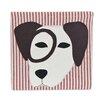 Brite Ideas Living Brown Puppy Storage Bin