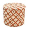 Brite Ideas Living Macie High Corded Foam Ottoman