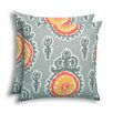 Brite Ideas Living Michelle Citrus Outdoor Throw Pillow (Set of 2)