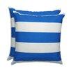 Brite Ideas Living Vertical Outdoor Throw Pillow (Set of 2)