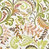 """Brite Ideas Living Findlay Apricot Sleeve Topper 53"""" Curtain Valance"""