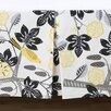 Brite Ideas Living Small Talk Blackbird Pleated Bed Skirt