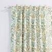 Brite Ideas Living Findlay Seaglass Back Tab Curtain Panel