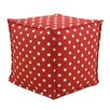 Brite Ideas Living Ikat Dot Beads Ottoman