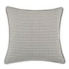 Brite Ideas Living Houndstooth Storm Twill Throw Pillow