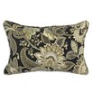 Brite Ideas Living Valdosta Blackbird Lumbar Pillow