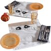 Brite Ideas Living Halloween Mummy Placemat (Set of 2)