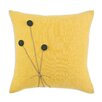 Brite Ideas Living Circa Solid Pina Throw Pillow