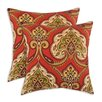 Brite Ideas Living Kashmiri Moroccan Throw Pillow (Set of 2)