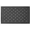 Attraction Design Home Engraved Doormat