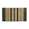 Attraction Design Home Olive Green/Brown Area Rug