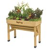TakashoEurope VegTrug Wall Hugger Rectangular Raised-Bed Garden