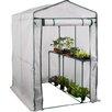TakashoEurope 1.2 x 1.9m Plant Shelving Unit