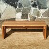 Best Redwood Solid Wood Patio Bench