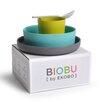 BIOBU [ by EKOBO ] Bambino 4 Piece Dinnerware Set V2