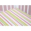 Zutano Blue Elephantasia Fitted Crib Sheets (Set of 2)