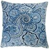 Artisan Pillows Paisley Geometric Coastal Beach House Modern Contemporary Indoor/Outdoor Throw Pillow (Set of 2)