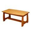 Wood Revival Craftsman Coffee Table