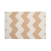 Harbormill Tan/White Indoor/Outdoor Area Rug