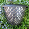 Stone Lite Runder Blumentopf Bell Quilt