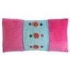 Carstens Inc. Cowgirl Quilt Lumbar Pillow