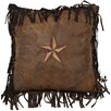 Carstens Inc. 2-Tone Star Throw Pillow
