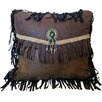 Carstens Inc. Pecos Trail Medallion Envelope Throw Pillow