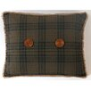 Carstens Inc. Cedar Hills button Lumbar Pillow