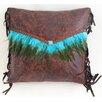 Carstens Inc. Mojave Sunset Feather Envelope Lumbar Pillow