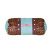 Carstens Inc. Cowgirl Leopard Bolster Pillow