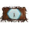 Carstens Inc. Badlands Southwest Diamond and Concho Lumbar Pillow