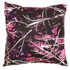 Carstens Inc. Camo Muddy Girl Throw Pillow