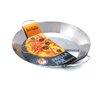 Steven Raichlen 41.5cm Stainless Steel Paella Pan