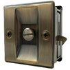 Stone Harbor Hardware Square Pocket Door Lock