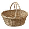 CandiGifts Premium Wicker Shopper