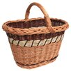 CandiGifts Farmhouse Superior Shopping Basket