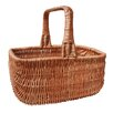 CandiGifts Southport Superior Wicker Shopping Basket