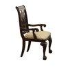 Rosalind Wheeler Dominy Arm Chair (Set of 2)