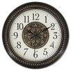 "Rosalind Wheeler 16"" Quartz Analog Wall Clock"