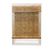 Bay Isle Home Outdoor Bamboo Roll-Up Blind