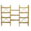"""Bay Isle Home Porter 62"""" Accent Shelves Bookcase"""