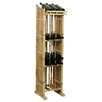 Bay Isle Home Porter 39 Bottle Floor Wine Rack