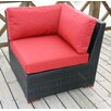 Bay Isle Home Scholtz Corner Sectional Chair with Cushion