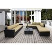 Bay Isle Home Scholtz 8 Piece Lounge Seating Group with Cushion