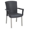 Bay Isle Home Elgin Dining Arm Chair (Set of 4)